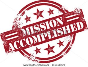 missionaccomlished